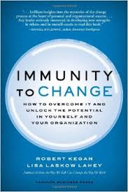 Immunity to Change book cover